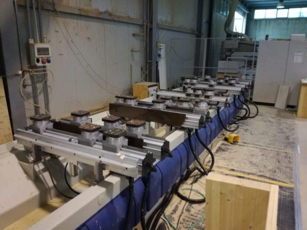 cnc uniteam cu 4 axe mod unica wood k 50 m 2013 – 1