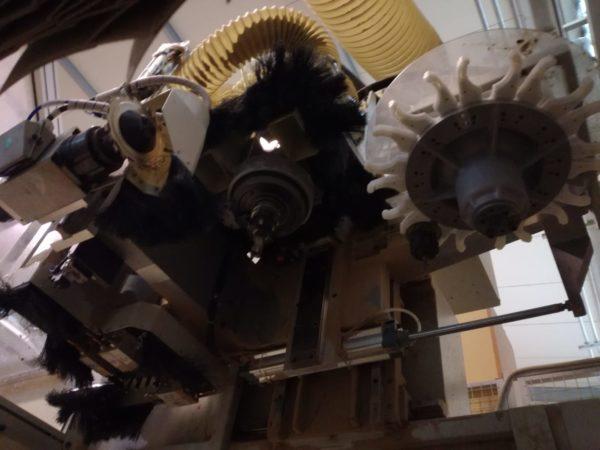 cnc uniteam cu 4 axe mod unica wood k 50 m 2013 -7